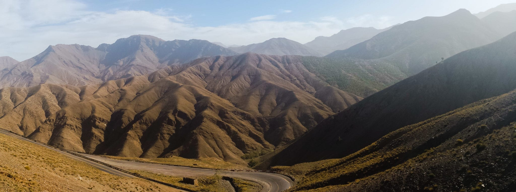 A day trip to the Atlas Mountains