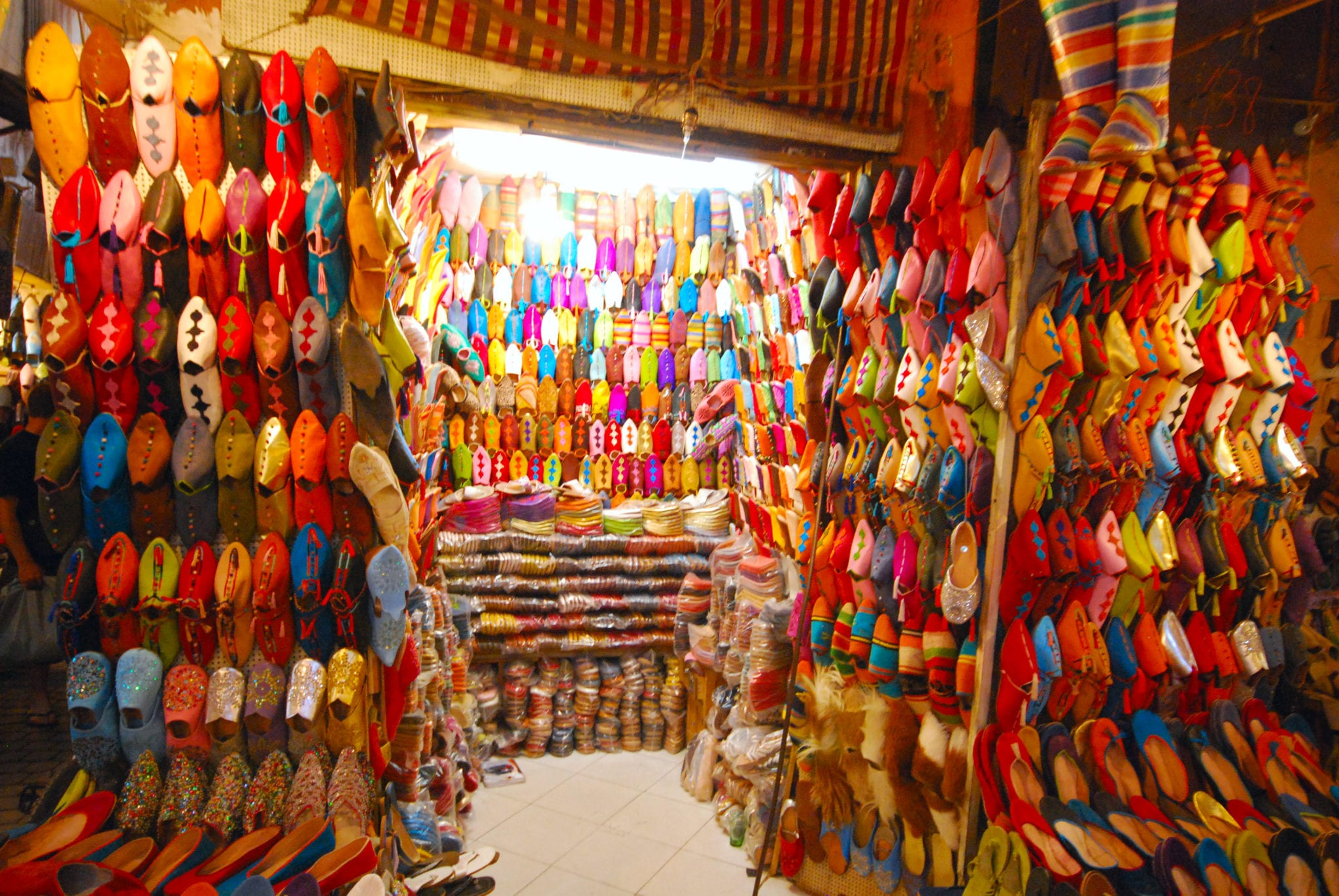 Explore the Souks of Marrakech