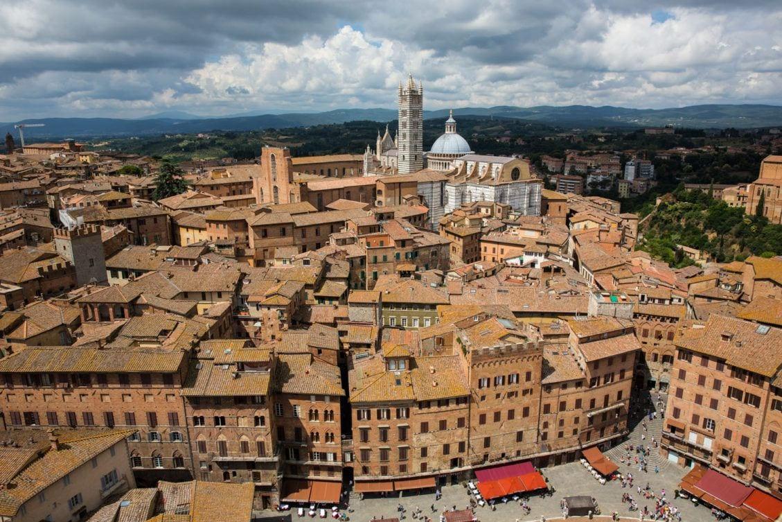 Day tour to Siena