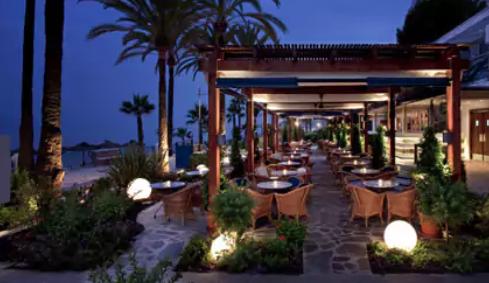 Gran Café Cappuccino Beach Club