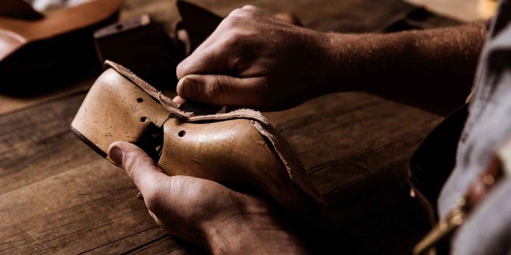 Local leather craftsmanship
