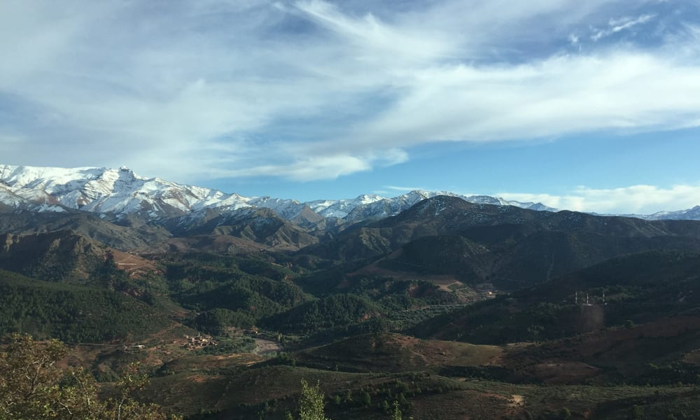 Day trip to the Atlas Mountains