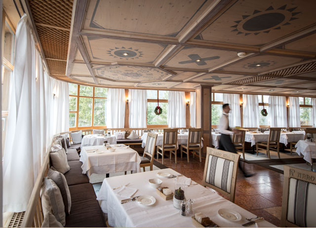 Restaurant Limonaia
