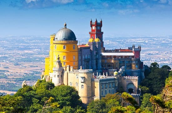 Take a day trip to Sintra