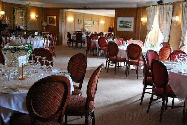 The Dining Room at Rathsallagh