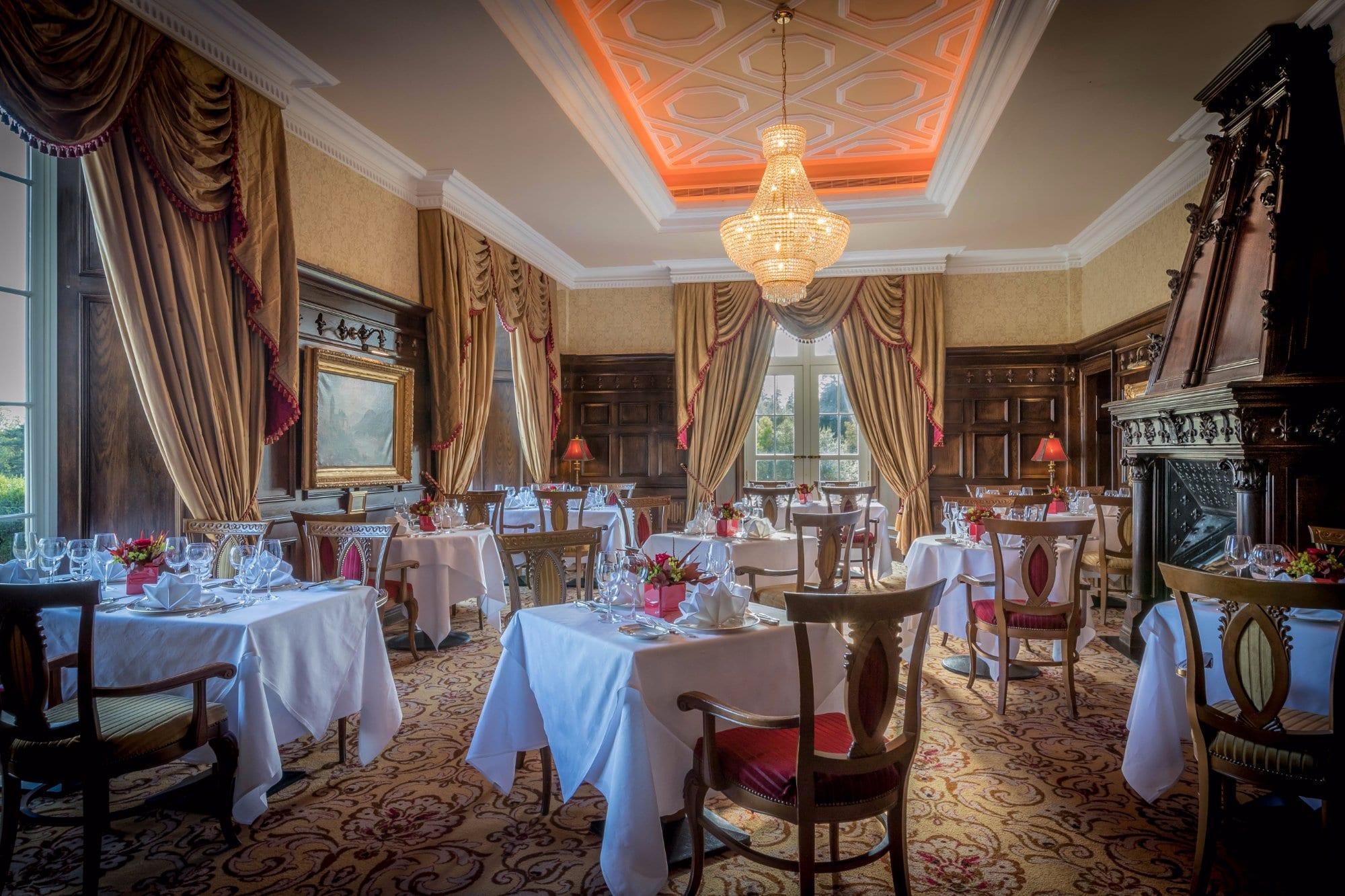 Douglas Hyde Restaurant