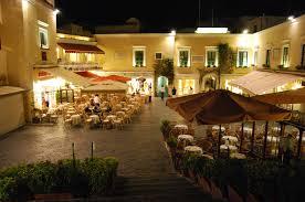 Capri's Piazzetta
